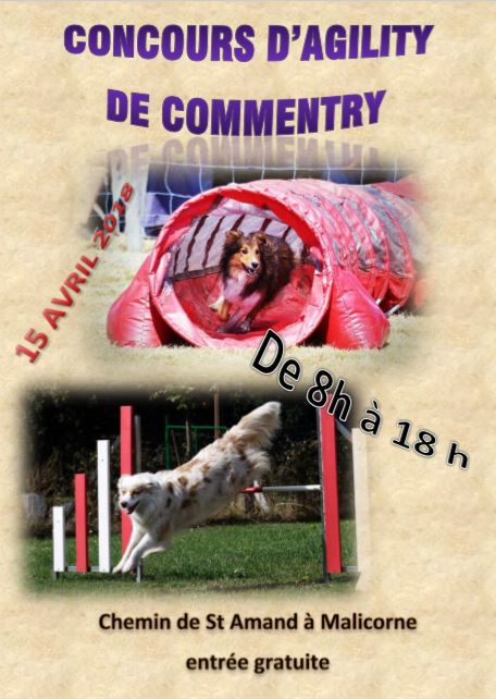 affiche agility